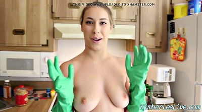 Latex, Gloves handjob