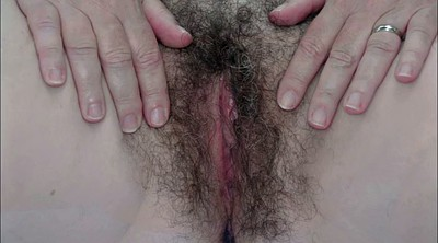 Nude, Hairy mature