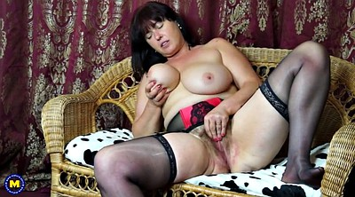 Saggy, Saggy big tits, Mature mother, Hairy mother