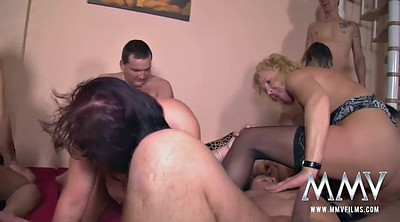Mature orgy, Mature swingers, Mature party