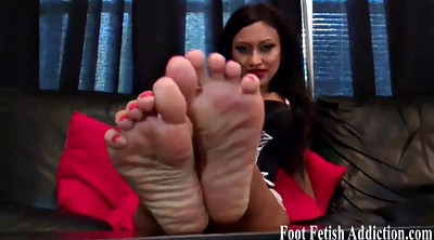 Foot, Worship, Worship feet