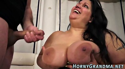 Mature anal, Granny anal