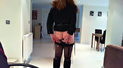 Stockings, Clothed, Bdsm gay, Dress solo, Cross-dress