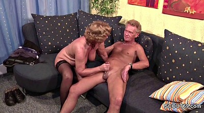 Casting, Roleplay, Mature casting, Granny porn, Granny casting, First porn
