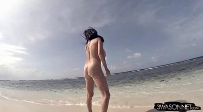 Pure, Public beach, Mature compilation