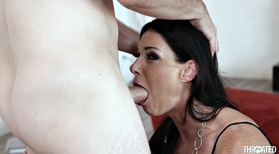 India summer, Deep throat