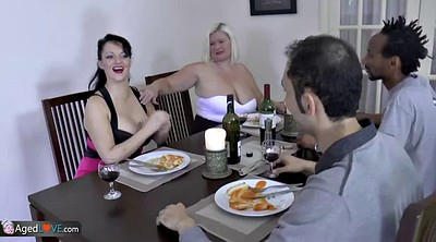 Bbw group, Granny sex