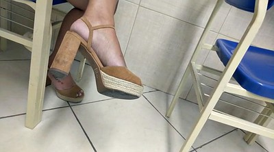 Hidden, High heels, Sole