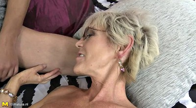 Saggy, Saggy tits, Saggy hairy, Granny creampie