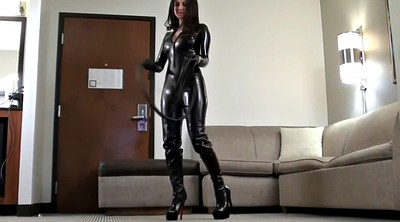 Boots, Catsuit, Boot