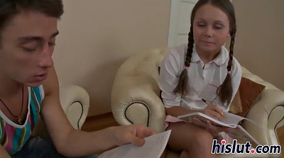 Russian teen, Russian creampie, Teen russian