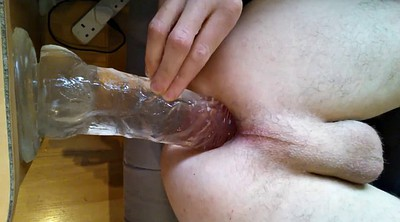 Giant, Huge dildo anal