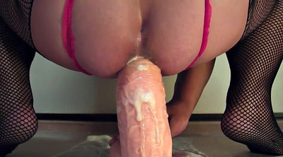 Huge dildo, Huge toy, Anal toy, Huge anal dildo, Riding dildo, Dildo ride