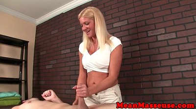 Massage handjob, Handjob domination