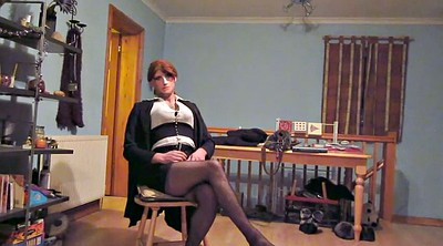 Vintage, Skirt, Suit, Nylons