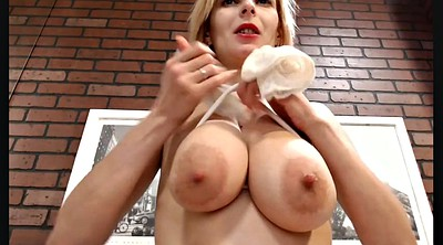 Milking, Big nipples, Bondage nipple