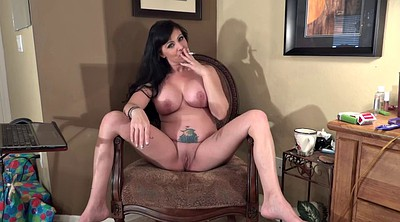 Mature big tits, Smoking mature, Mature tits, Wide, Spread wide