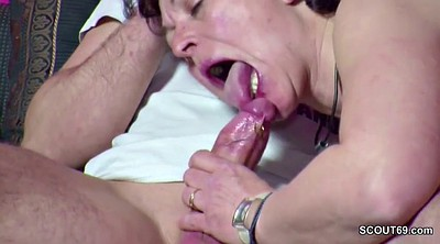 Mom son, Mom and son, Step mom, Old mom, German mature, Son fucks mom