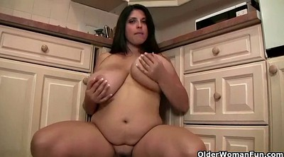 Bbw mom, Mature mom, Mom masturbation