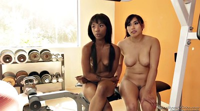 Pornstar, Asian and black, Ebony lesbians, Black friend, Black compilation