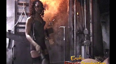 Mistress, Three, Black girl, Helpless, White girl, Girl bdsm