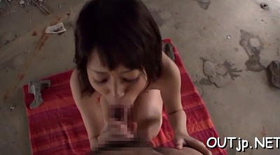 Asian party, Asian blowjob