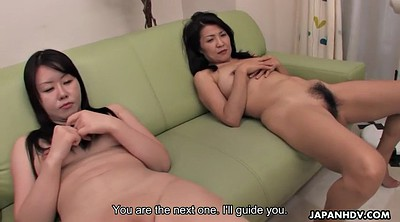 Japanese mature, Mature asian, Japanese pussy licking, Hairy mature