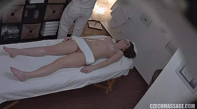 Small girl, Hidden massage