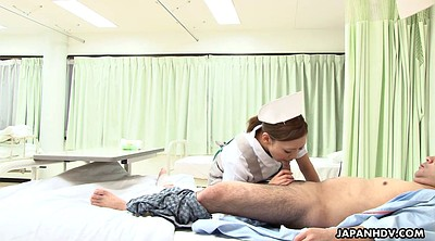 Japanese nurse, Japanese blowjob, Asian teen, Hairy teen, Asian nurse, Nurse handjob
