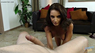 Big, Stepmother, Pov handjob