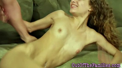 Hot stepmom, Handjobs, Teen cumshot, Facial cum