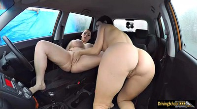 Examination, Car blowjob, Public fingering, Lesbian public, Big woman, Public nudity