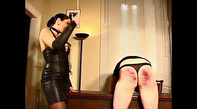 German, Latex, Caning, Caned