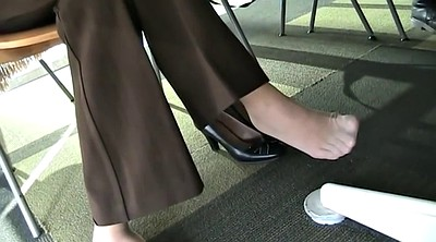 Nylon feet, Library, Nylon foot