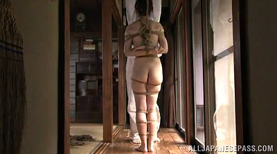 Bondage, Tied, Asian tied, Asian bondage