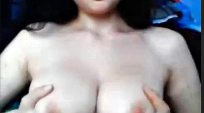 Boob play, Ukrainian, Nice boobs, Webcam boobs