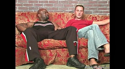 White, Black guy, Big white cock