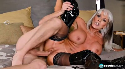 Grandma, Teen anal, Mother anal, Mothers, Young boy, Fuck mother