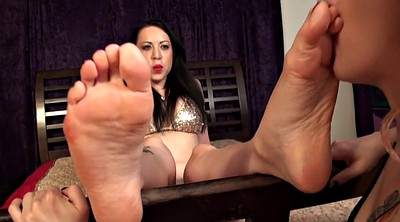 Worship feet, Lesbian foot, Feet worship