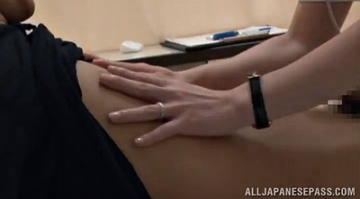 Tits hairy, Asian nurse