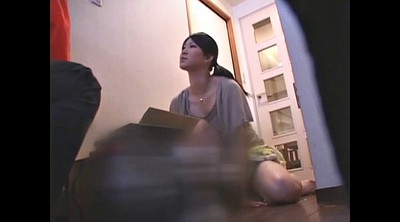 Japanese public, Japanese teen blowjob
