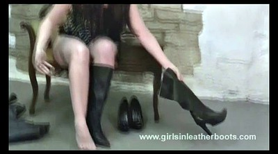 Leather, Love foot