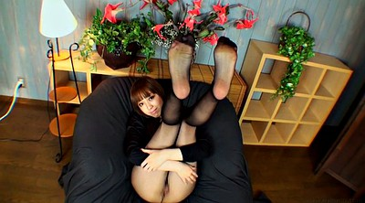 Japanese foot, Japanese pantyhose, Japanese girl
