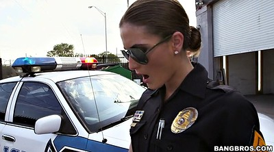 Police, Molly jane, Lick pussy, Molly, Eating