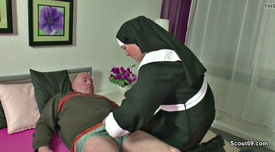 German old, Nuns