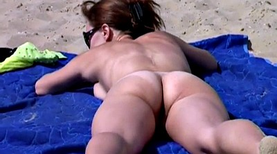 Beach nudist