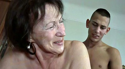 Grandma, Mature blowjob, Grandmas, Ass eating