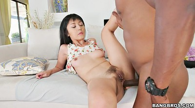 Japanese anal, Japanese big tits, Hairy interracial