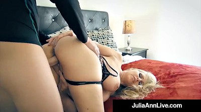 Julia ann, Bang, Julia a