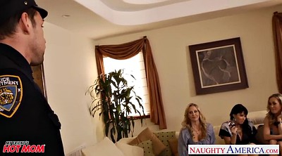 Julia ann, Brandi love, Anne, Mom threesome, Foursomes, Brandy love